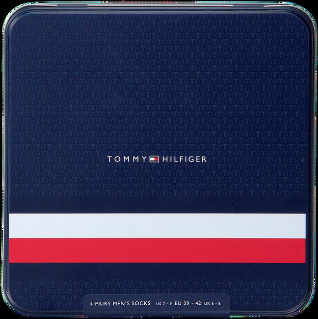 Zwarte TOMMY HILFIGER Sokken TH MEN MIXED DOTS GIFTBOX 4P  - large
