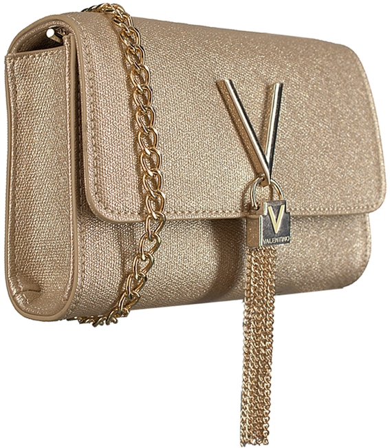 Gouden VALENTINO HANDBAGS Schoudertas MARILYN CLUTCH SMALL - large
