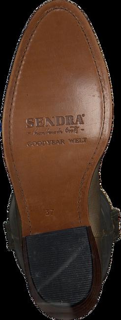 Gouden SENDRA Hoge laarzen 14394  - large