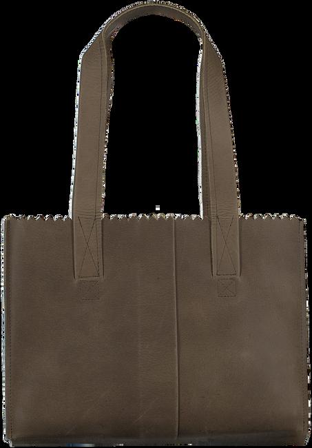 Taupe MYOMY Handtas MY PAPER BAG HANDBAGCROSSBODY - large