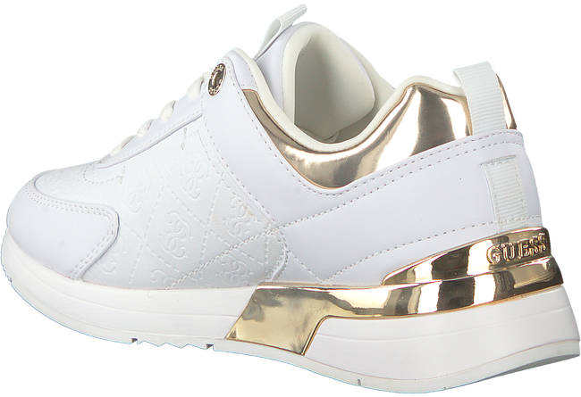 Witte GUESS Sneakers MARLYN  - large