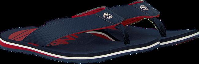 blauwe TIMBERLAND Slippers WILD DUNES SYNTH M THO  - large