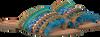 Blauwe GIOSEPPO Slippers CHITAE  - small