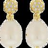 Gouden JEWELLERY BY SOPHIE Oorbellen EARRINGS QUEEN - small