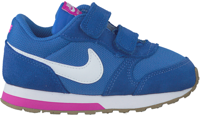 Blauwe NIKE Sneakers MD RUNNER 2 KIDS LACE  - large
