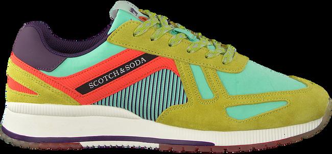 Gele SCOTCH & SODA Lage sneakers VIVEX  - large