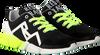Zwarte RED-RAG Sneakers 13153  - small
