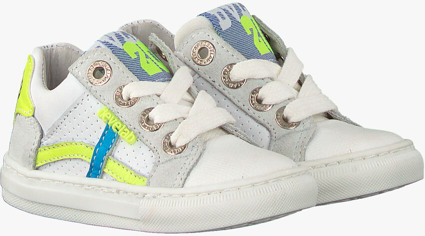 Witte DEVELAB Lage sneakers 41363  - larger