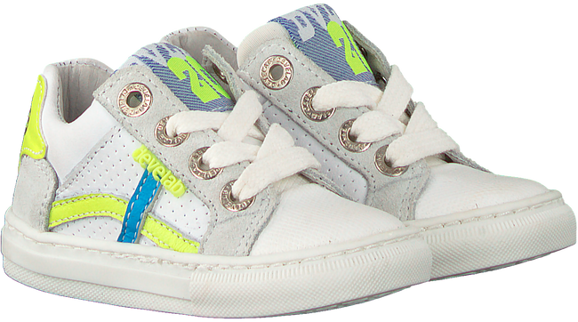 Witte DEVELAB Lage sneakers 41363  - large