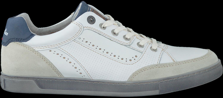 Chaussures Blanches Australian Pour Les Hommes P4QA8PKU