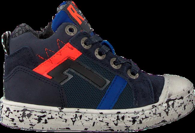 Blauwe RED-RAG Sneakers 13327  - large