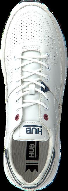 Witte HUB Sneakers ZONE-M  - large