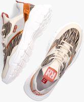 Zilveren RED-RAG Lage sneakers 13090  - medium