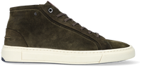 Groene VAN BOMMEL Hoge sneaker 20380  - medium