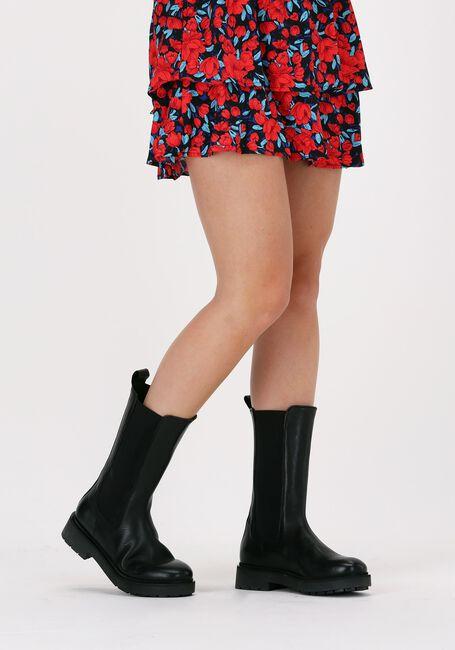 Zwarte VIA VAI Chelsea boots ALEXIS ZAHIR  - large