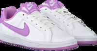 Witte NIKE Sneakers COURT ROYALE (GS)  - medium