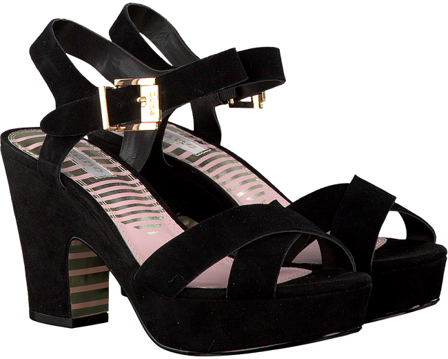 Zwarte DUNE LONDON Sandalen IYLA  - large