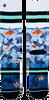 Blauwe XPOOOS Sokken GOLDFISH  - small