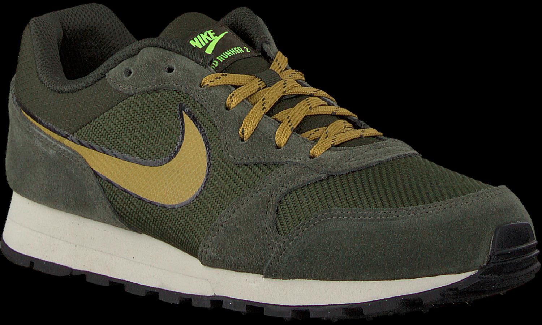Groene NIKE Sneakers MD RUNNER HEREN | Omoda