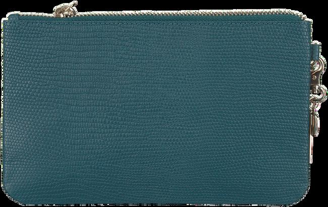 Blauwe LOULOU ESSENTIELS Portemonnee 01POCKET  - large