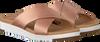 Roségouden UGG Slippers KARI METALLIC  - small
