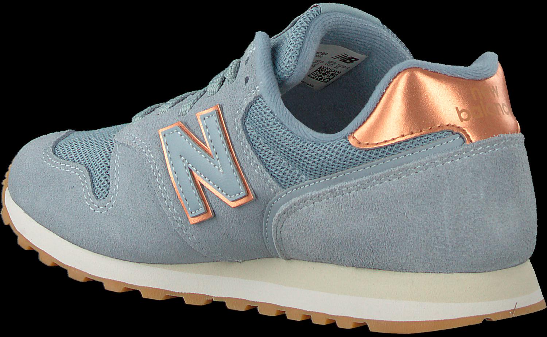 Blauwe NEW BALANCE Lage sneakers WL373 DAMES | Omoda