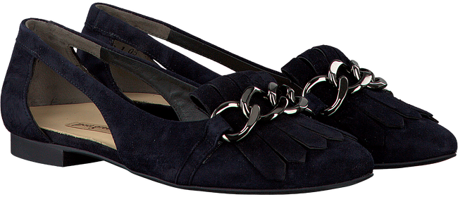 Blauwe PAUL GREEN Ballerina's 3587  - large