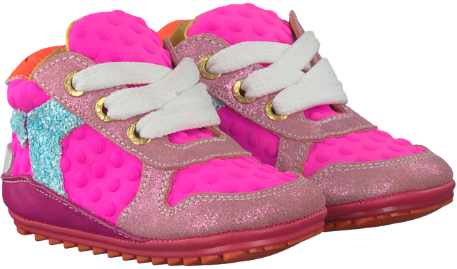 Roze SHOESME Babyschoenen BP7S009  - large