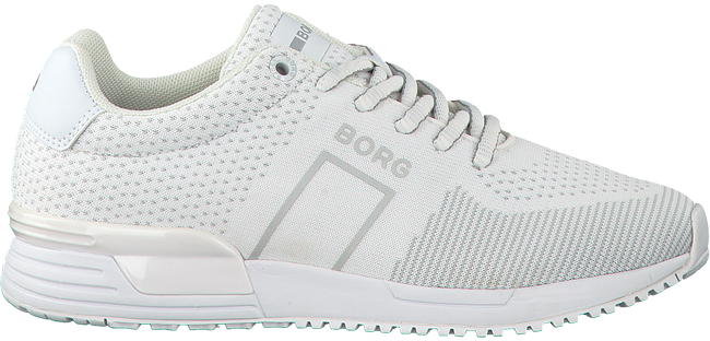 Witte BJORN BORG Sneakers LOW KNT  - large
