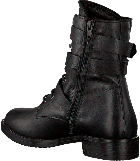 Zwarte OMODA Biker boots 167K SOLE KIRA - large