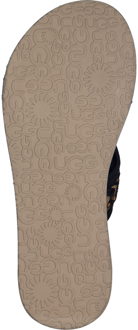 Zwarte UGG Slippers LEXIA  - large