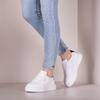 Witte PUMA Lage sneakers OSLO MAJA METAL WN'S  - small
