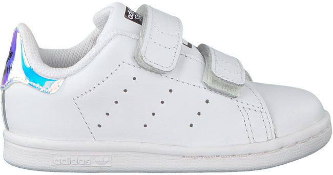 Witte ADIDAS Sneakers STAN SMITH CF I  - large