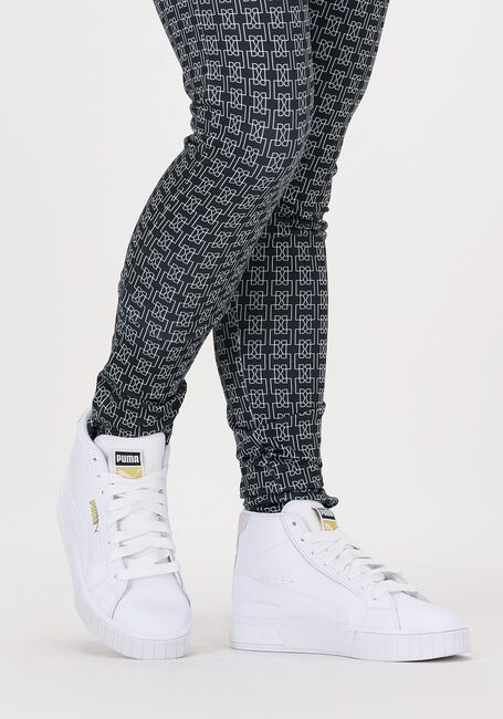 Witte PUMA Lage sneakers CALI STAR MID WN  - large