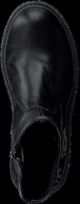 Zwarte REPLAY Enkellaarsjes GORRO  - large