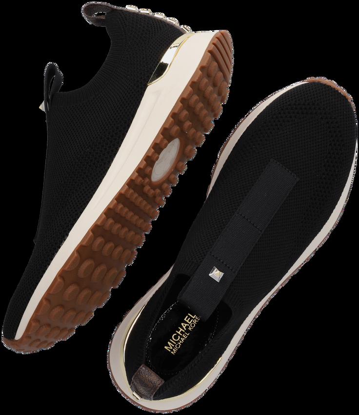 Zwarte MICHAEL KORS Lage sneakers BODIE SLIP ON  - larger