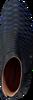 Blauwe FLORIS VAN BOMMEL Enkellaarsjes 85624  - small