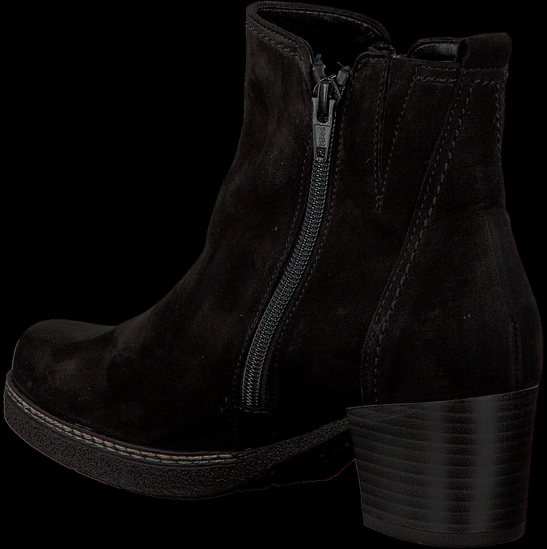 zwarte gabor chelsea boots 662. Black Bedroom Furniture Sets. Home Design Ideas