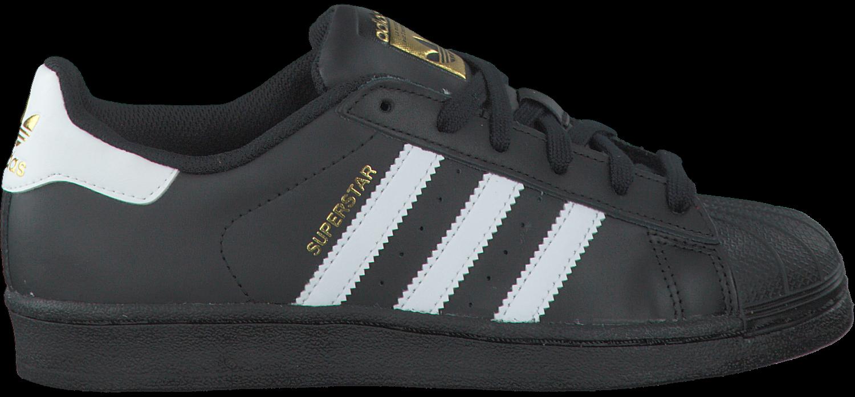 fb5d6c24193 Adidas Zwarte Superstar Dames Sneakers nl Omoda dxBrCeo