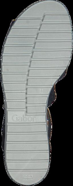 Blauwe GABOR Sandalen 582 - large