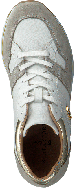 Witte SCAPA Sneakers 10/4756  - large