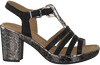 Zwarte GABOR Sandalen 783  - small