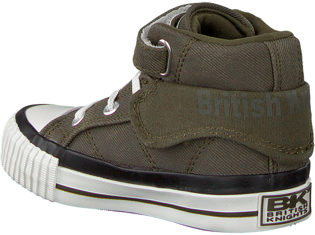 Groene BRITISH KNIGHTS Sneakers ROCO - large