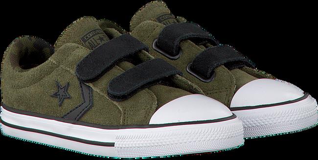 Groene CONVERSE Sneakers STAR PLAYER EV 2V OX KIDS - large