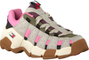 Beige TOMMY HILFIGER Lage sneakers CHUNKY HERITAGE WMNS  - small