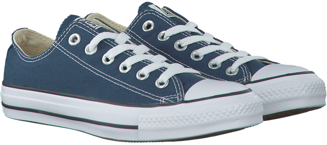 Blauwe CONVERSE Sneakers ALL STAR OX - large