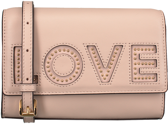 Roze MICHAEL KORS Clutch MD CLUTCH - large
