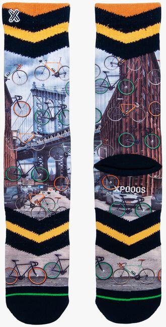 Gele XPOOOS Sokken 60235 BROOKLYN BRIDGE  - large