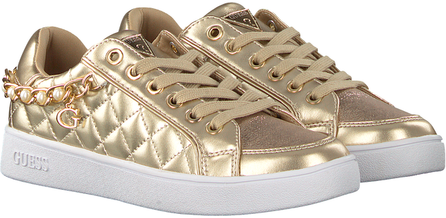 GUESS SNEAKERS FLRNN2 LEL12 - large