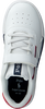 Witte POLO RALPH LAUREN Lage sneakers KEELIN PS  - small